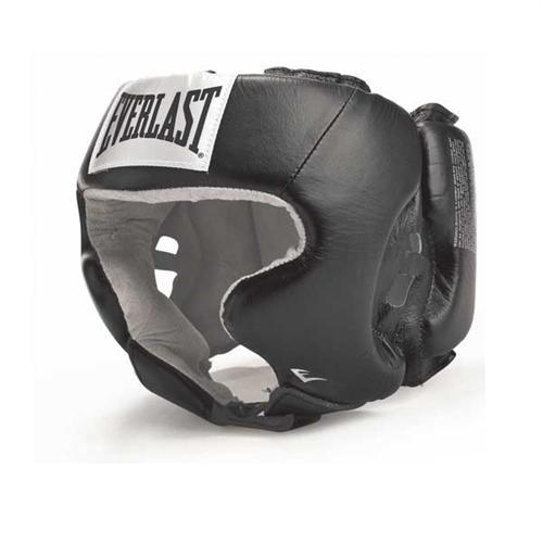 Everlast Amateur Boxing Headgear With Cheek Protection